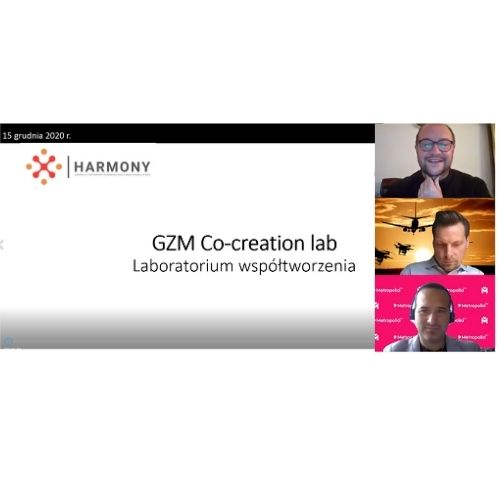 HARMONY workshop GZM