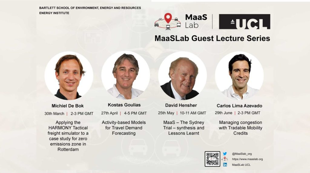 speakers of UCL guest lectures